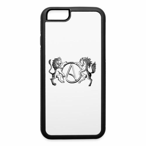 AR Manila Atheist Logo - iPhone 6/6s Rubber Case