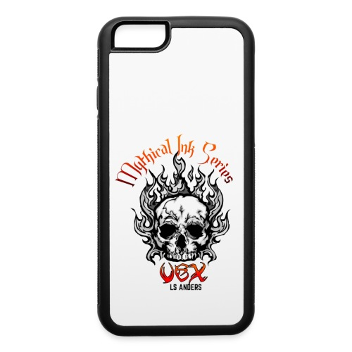 Vex Mythical Ink Series - iPhone 6/6s Rubber Case