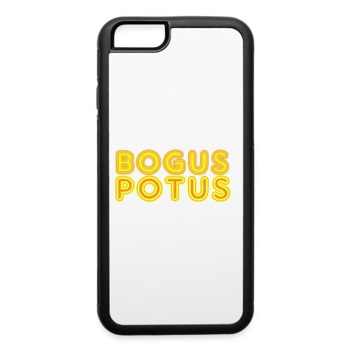 bogus potus - iPhone 6/6s Rubber Case