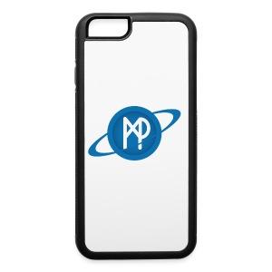 Mining Planet Logo PLANET transparent - iPhone 6/6s Rubber Case