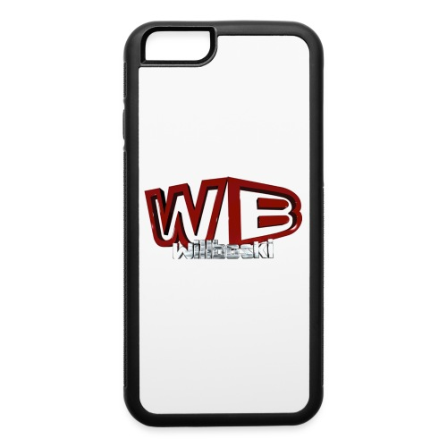 wb logo3d png - iPhone 6/6s Rubber Case