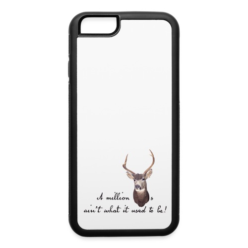 Million dollars - iPhone 6/6s Rubber Case