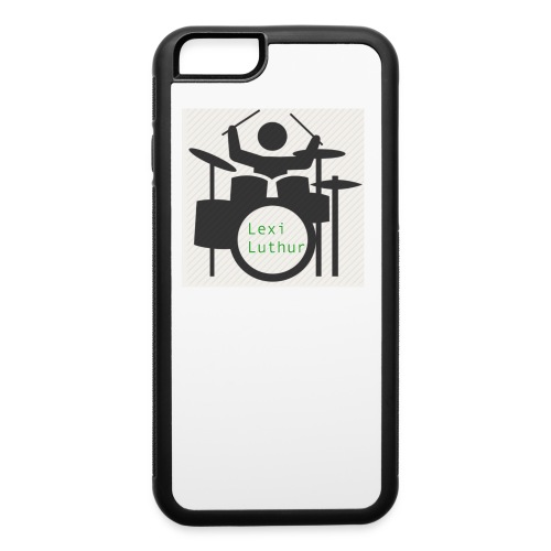Drummer Luthur - iPhone 6/6s Rubber Case