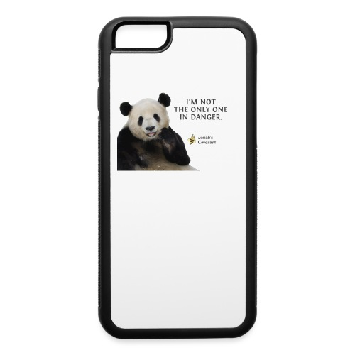 Endangered Pandas - Josiah's Covenant - iPhone 6/6s Rubber Case