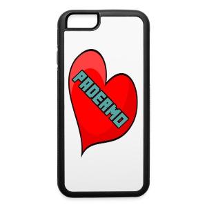 corazon padermo - iPhone 6/6s Rubber Case