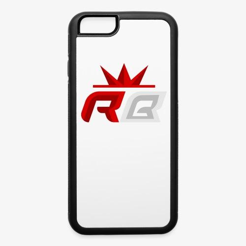 RasiKBlainZ Logo - iPhone 6/6s Rubber Case
