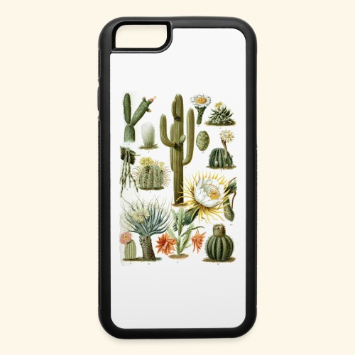 Cactus Vibes - iPhone 6/6s Rubber Case