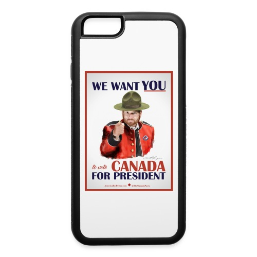 wewantyou - iPhone 6/6s Rubber Case