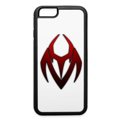 YM logo faded red - iPhone 6/6s Rubber Case