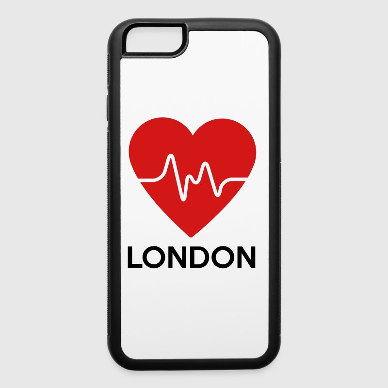Heart London - iPhone 6/6s Rubber Case