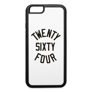 Twenty Sixty Four - iPhone 6/6s Rubber Case