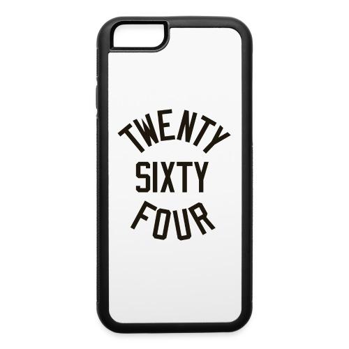 Twenty Sixty Four - iPhone 6/6s Rubber Case