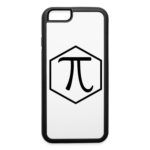 Pi - iPhone 6/6s Rubber Case