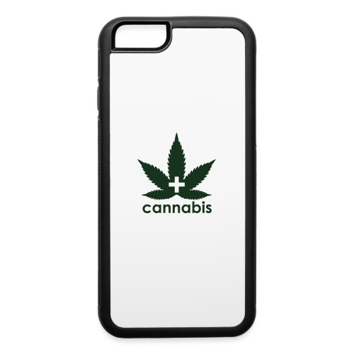 Medical Cannabis Supporter - iPhone 6/6s Rubber Case