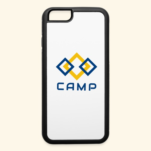 CAMP LOGO and products - iPhone 6/6s Rubber Case