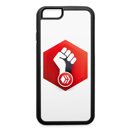 Hive Revolution Logo - iPhone 6/6s Rubber Case