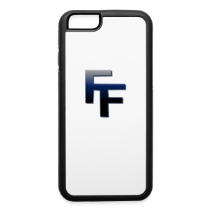 Fusion Flow Logo - iPhone 6/6s Rubber Case