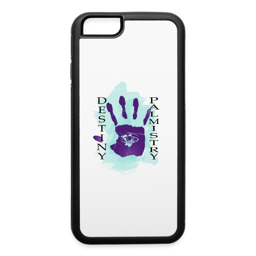 logo destiny new design 2 - iPhone 6/6s Rubber Case