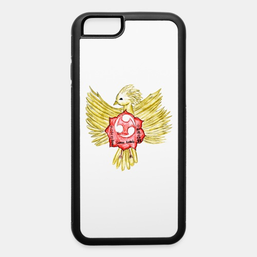 Phoenix - Larose Karate - Winning Design 2018 - iPhone 6/6s Rubber Case