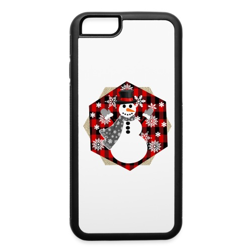 Frosty the Snowman - iPhone 6/6s Rubber Case