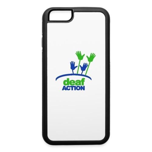 DA logo Color - iPhone 6/6s Rubber Case
