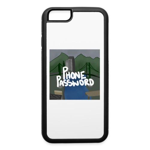 PhonePassw - iPhone 6/6s Rubber Case