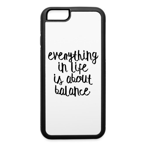 Balance - iPhone 6/6s Rubber Case