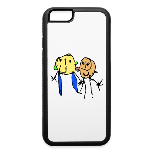 couple - iPhone 6/6s Rubber Case