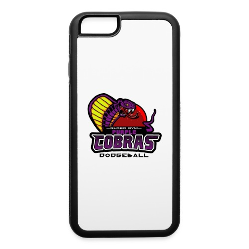 globo gym costume - iPhone 6/6s Rubber Case