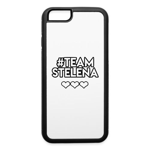 #TEAMSTELENA Merchandise - iPhone 6/6s Rubber Case
