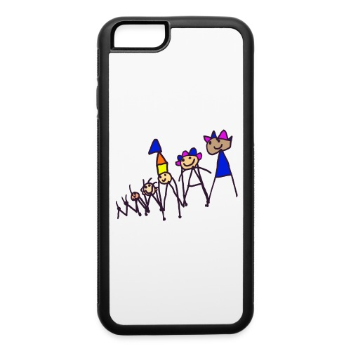 The king family - iPhone 6/6s Rubber Case