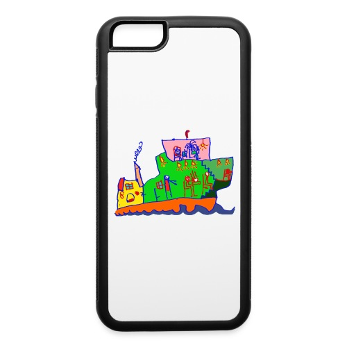 Ship - iPhone 6/6s Rubber Case