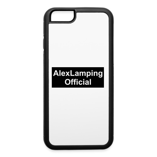 AlexLampingOfficial - iPhone 6/6s Rubber Case