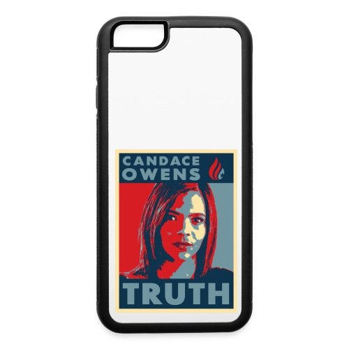 Candace Owens for President - iPhone 6/6s Rubber Case