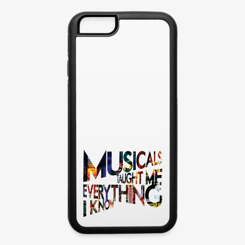 MTMEIK Broadway - iPhone 6/6s Rubber Case