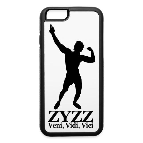 Zyzz Veni Vidi Vici - iPhone 6/6s Rubber Case