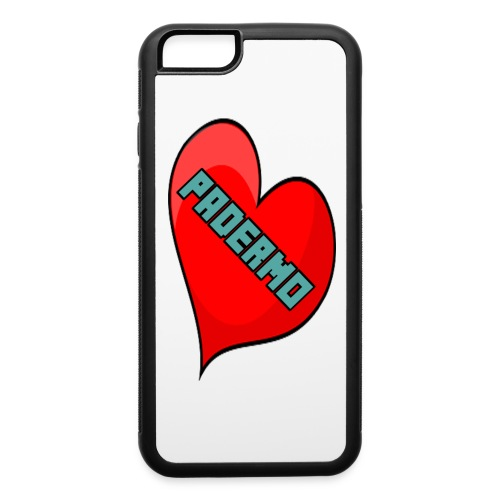 corazon padermo - iPhone 6/6s Rubber Case
