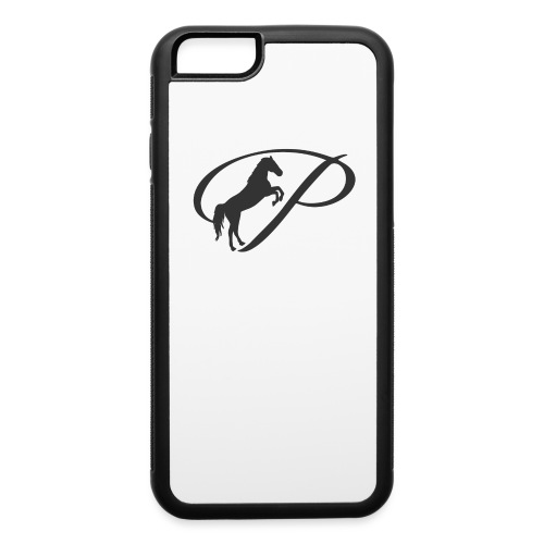 Transparent 80 Black - iPhone 6/6s Rubber Case