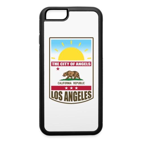 Los Angeles - California Republic - iPhone 6/6s Rubber Case