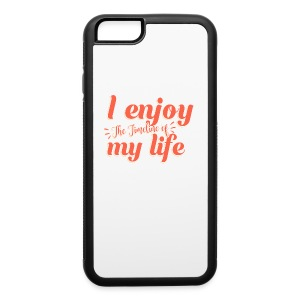 Timeline of life - iPhone 6/6s Rubber Case