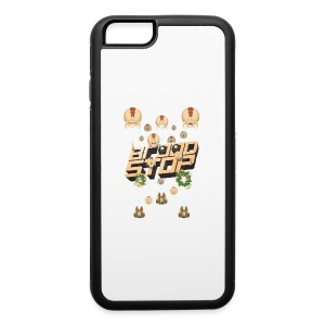 Brood Stop: Pew Pew Pew - iPhone 6/6s Rubber Case