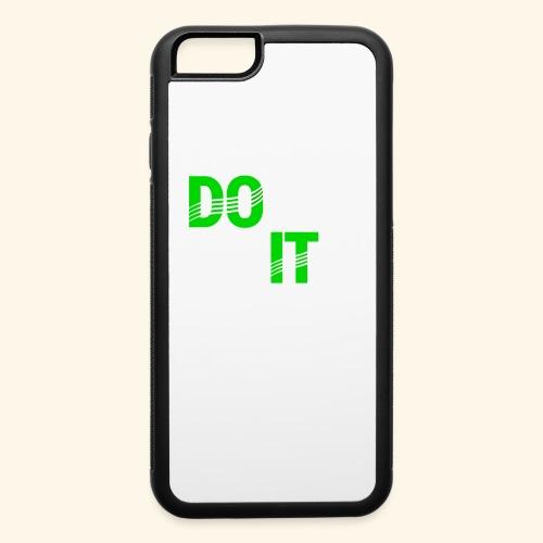 DON'T QUIT #4 - iPhone 6/6s Rubber Case