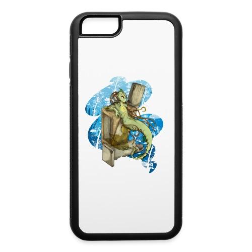 Alien merman - iPhone 6/6s Rubber Case