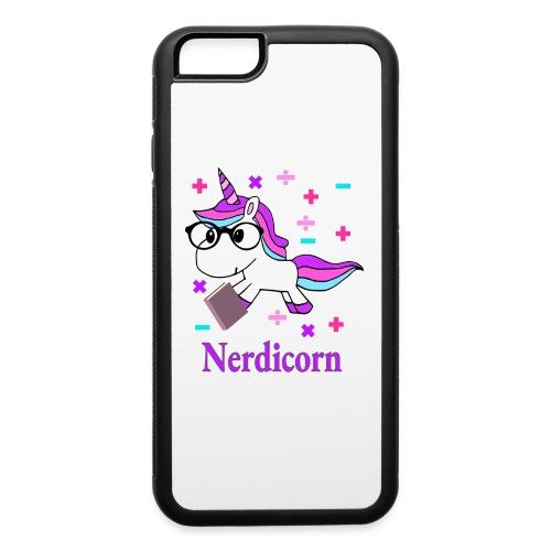 Nerdicorn! - iPhone 6/6s Rubber Case