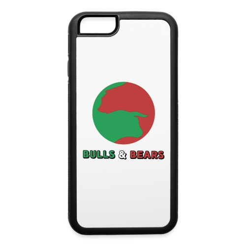 Bulls & Bears - iPhone 6/6s Rubber Case