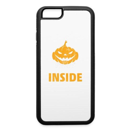 I M Hollow inside - iPhone 6/6s Rubber Case