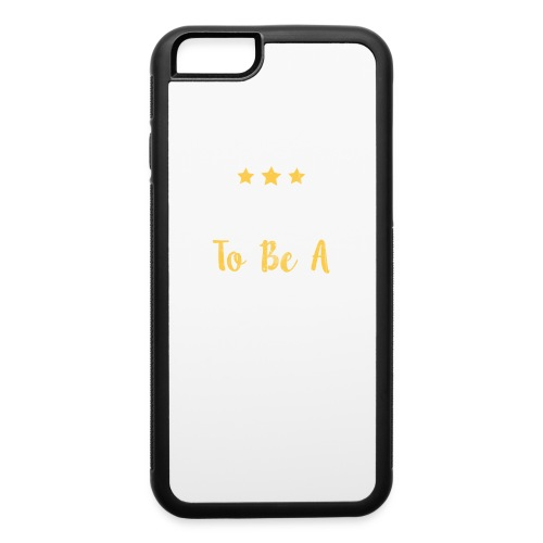 Born To Be A Winner - iPhone 6/6s Rubber Case