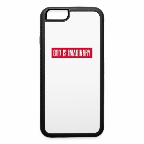 God Is Imaginary - iPhone 6/6s Rubber Case
