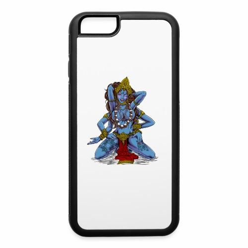 Sexy Hindu Goddess Kali - iPhone 6/6s Rubber Case