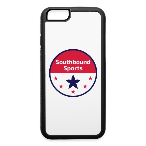 Southbound Sports Round Logo - iPhone 6/6s Rubber Case
